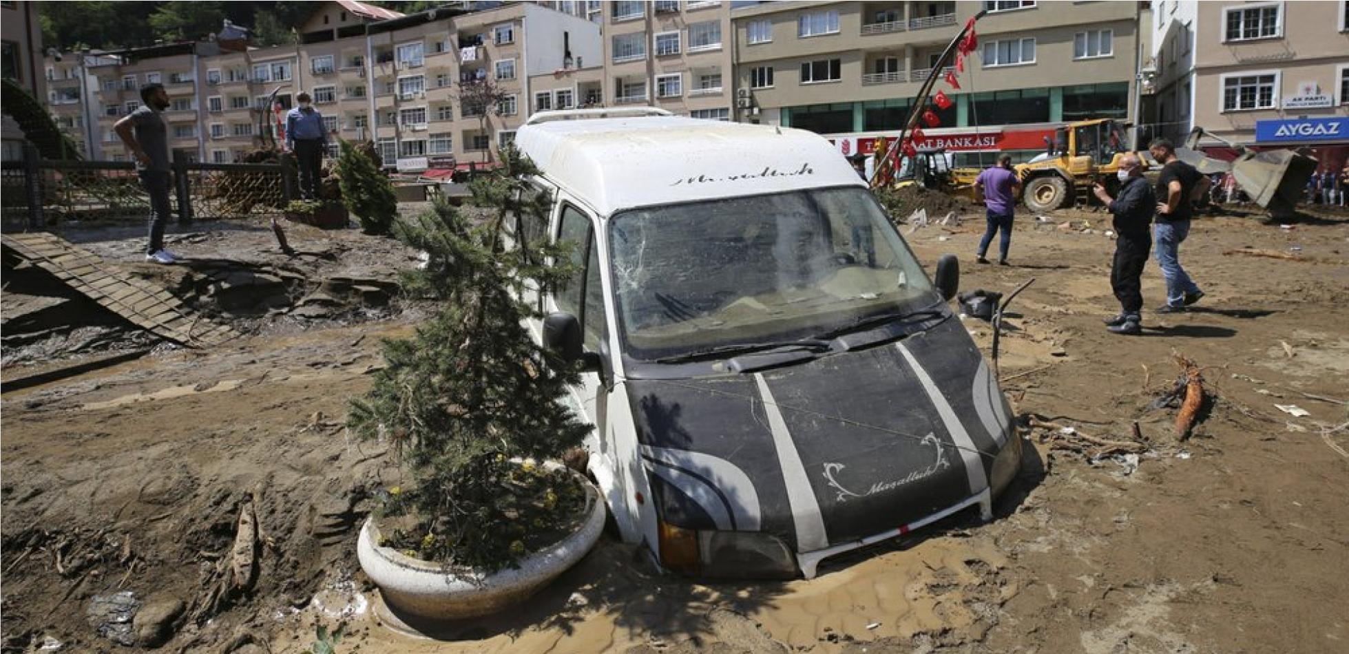 powódź Turcja