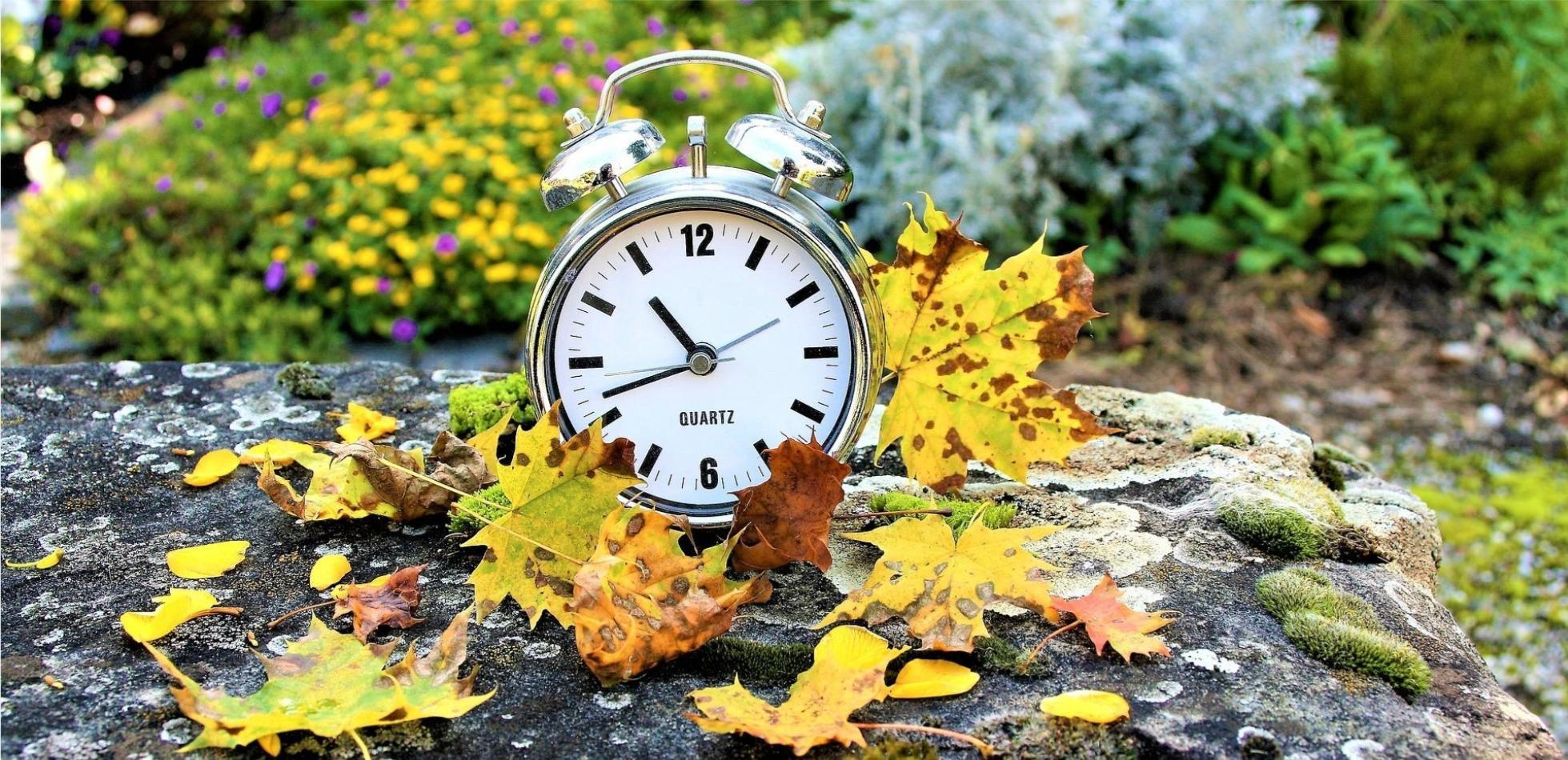 Zmiana czasu. Kiedy przestawiamy zegarki ?