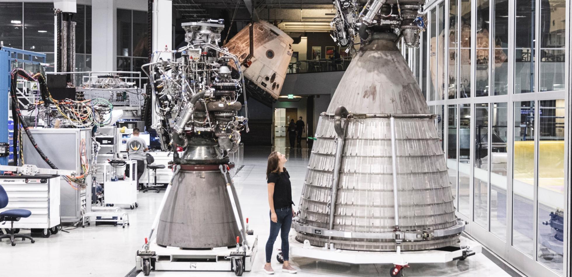 Raptor SpaceX