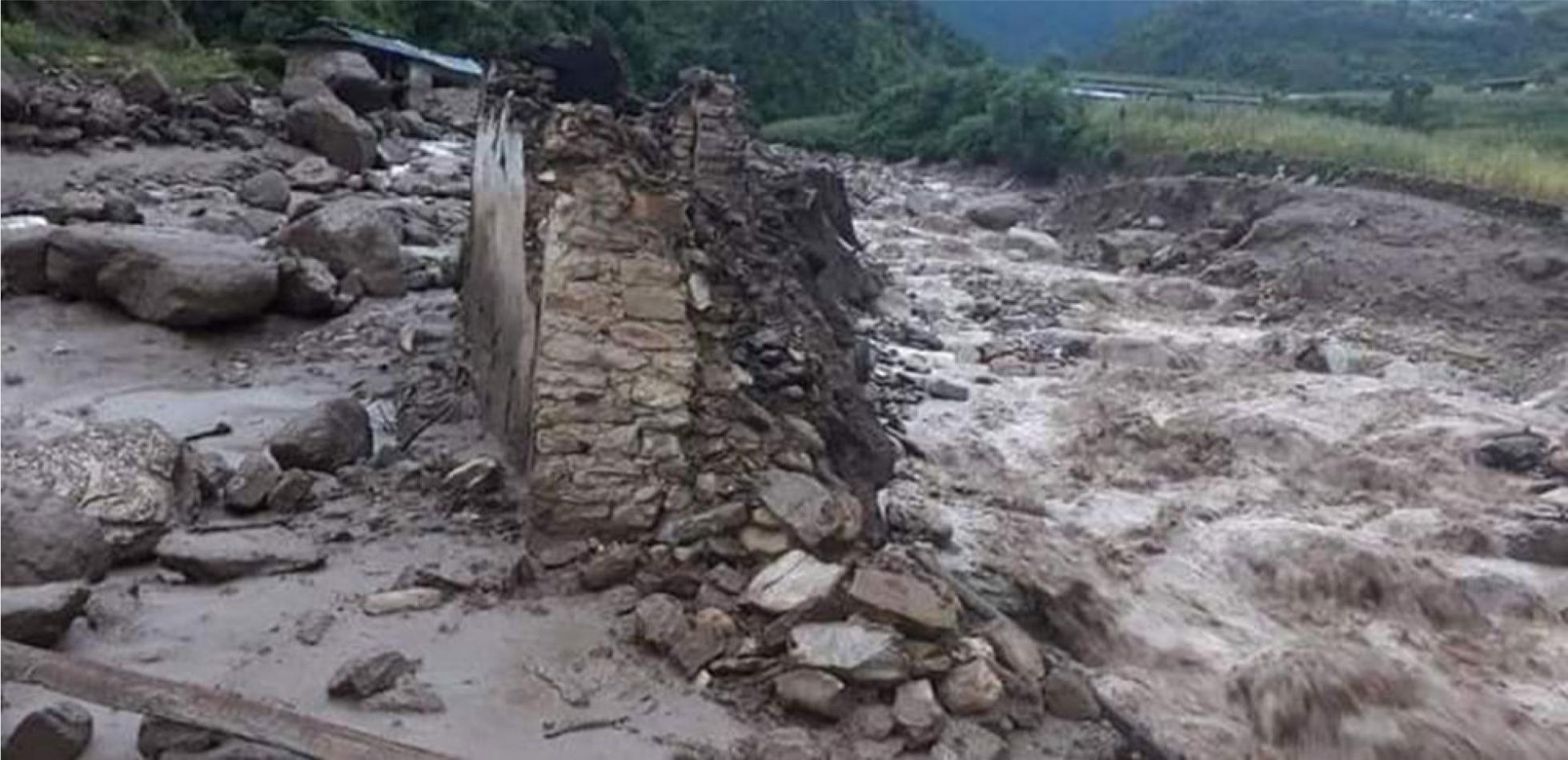 monsun powodzie