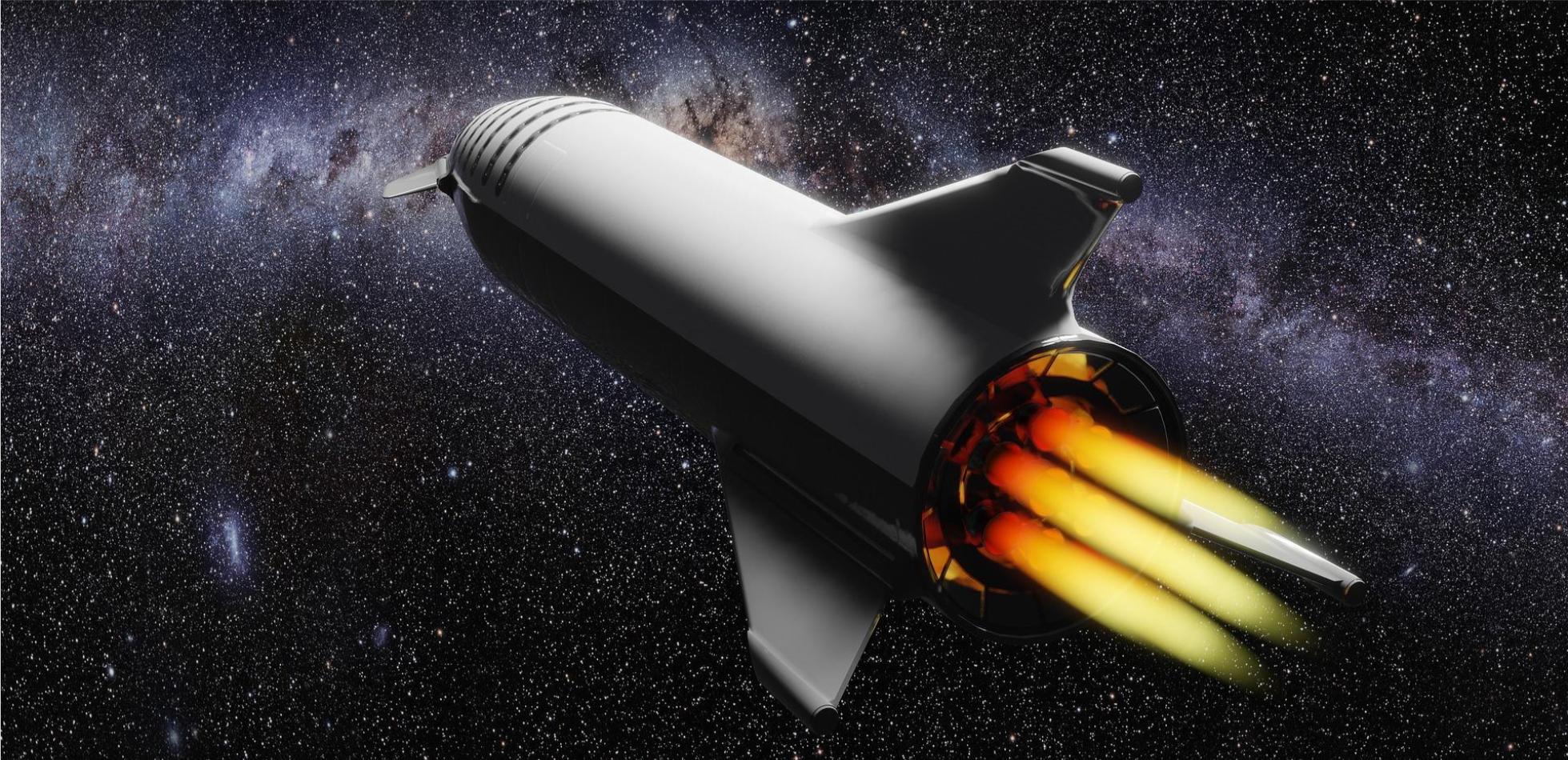 Starship SN8 przeszedł statyczny test silników