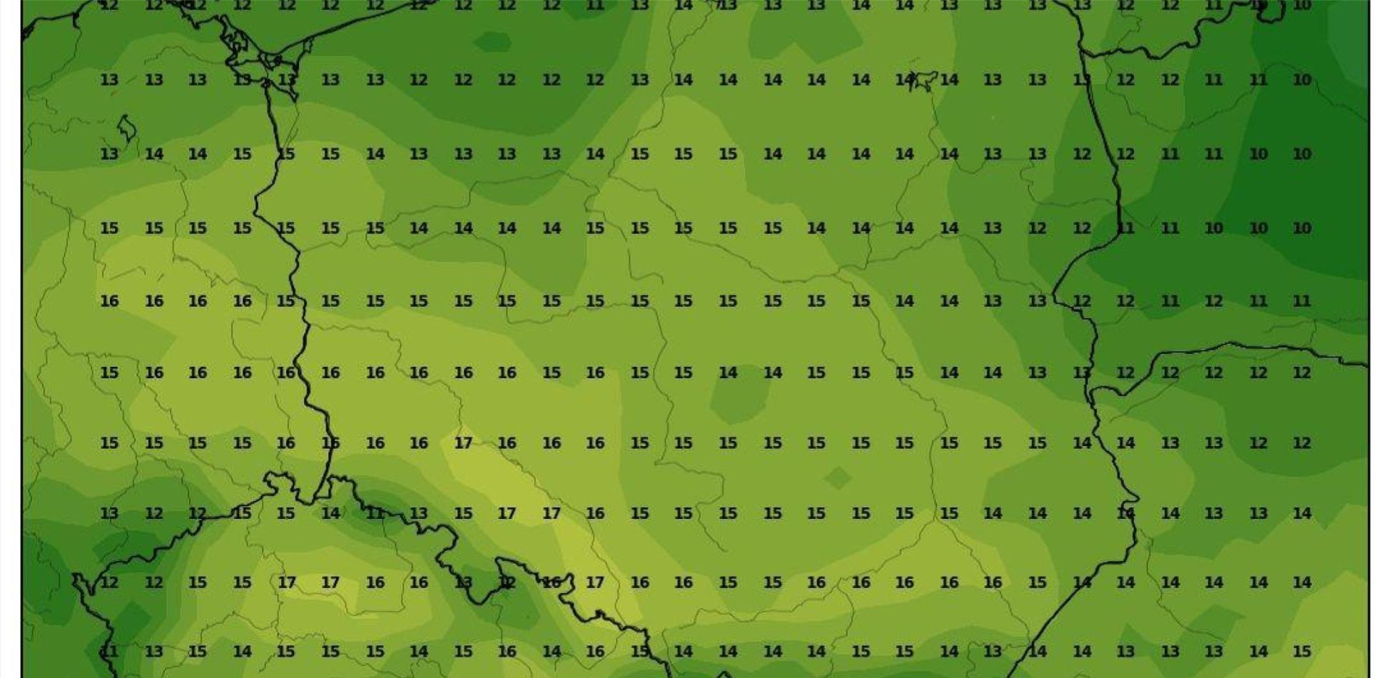 Opady i ochłodzenie - prognoza na weekend