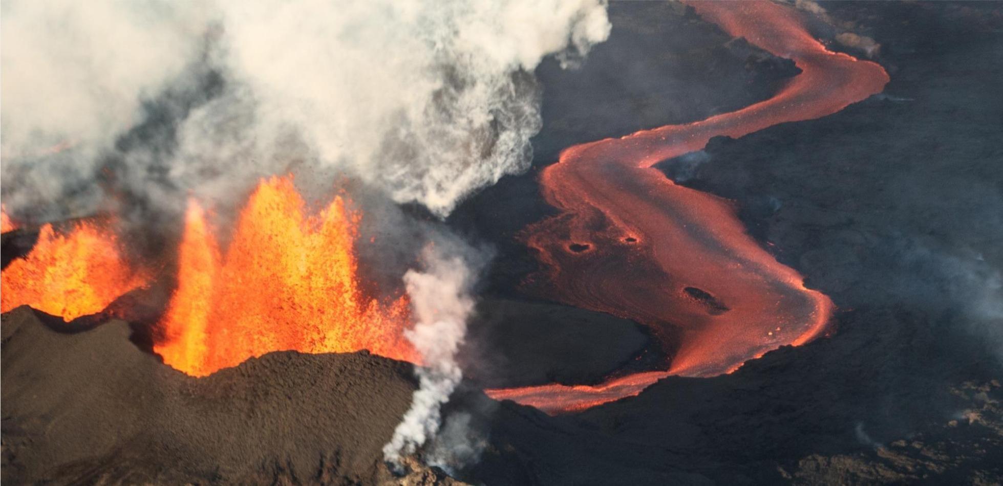 wulkan Grímsvötn