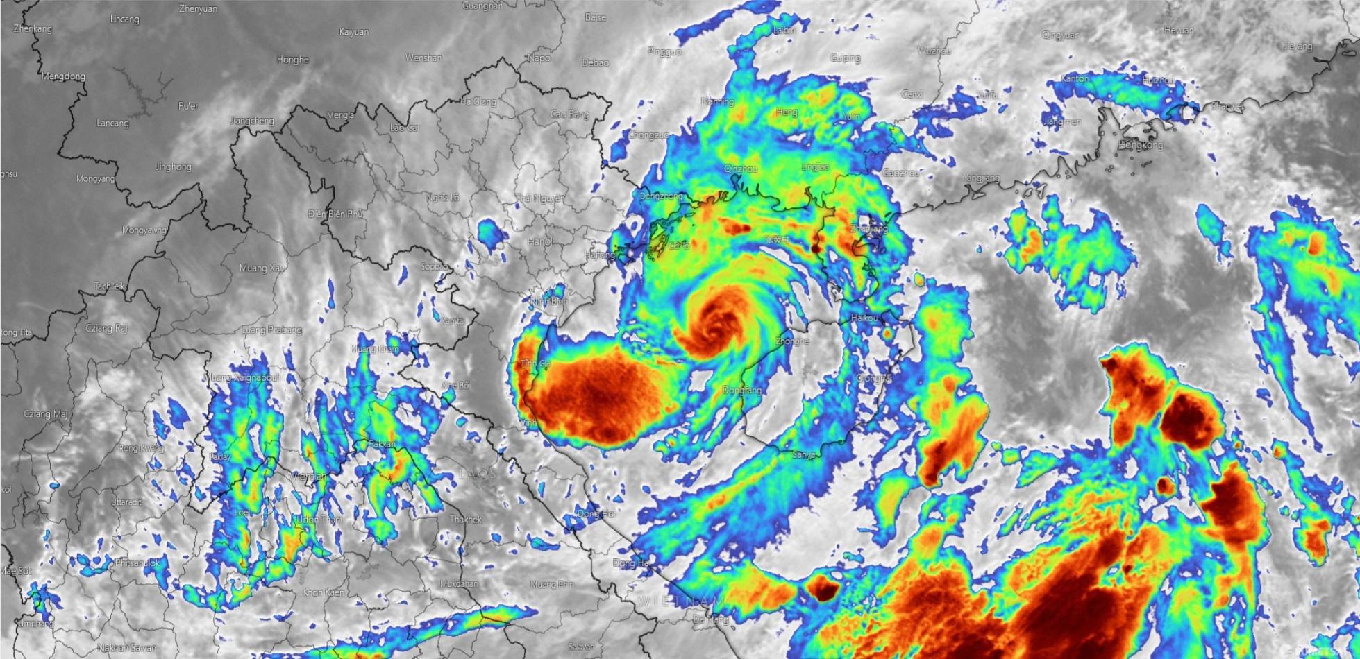 burza tropikalna Nangka