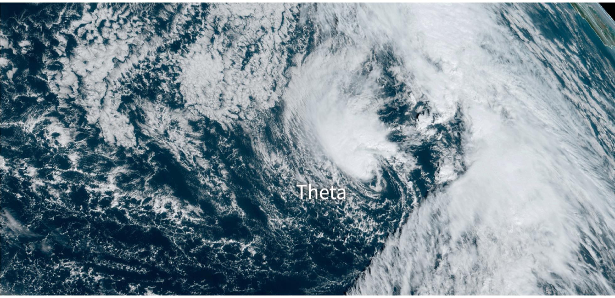 To nie koniec sezonu. Możliwa kolejna burza tropikalna