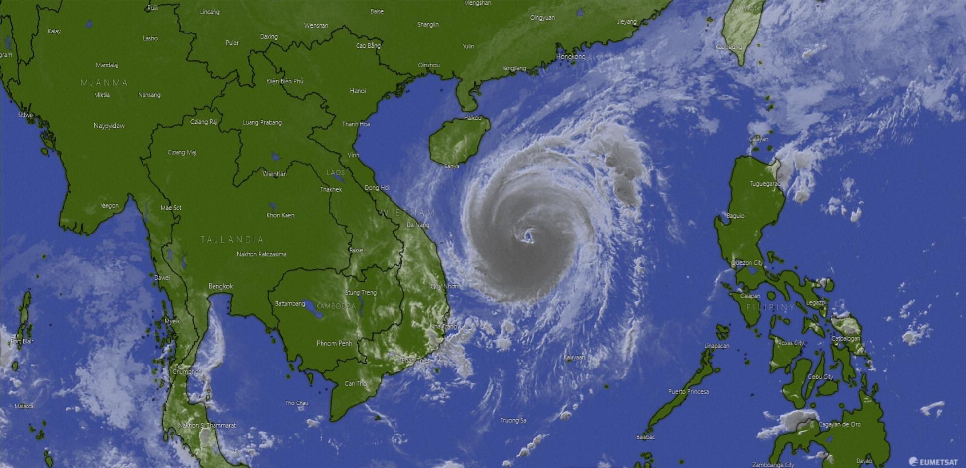 tajfun Vamco