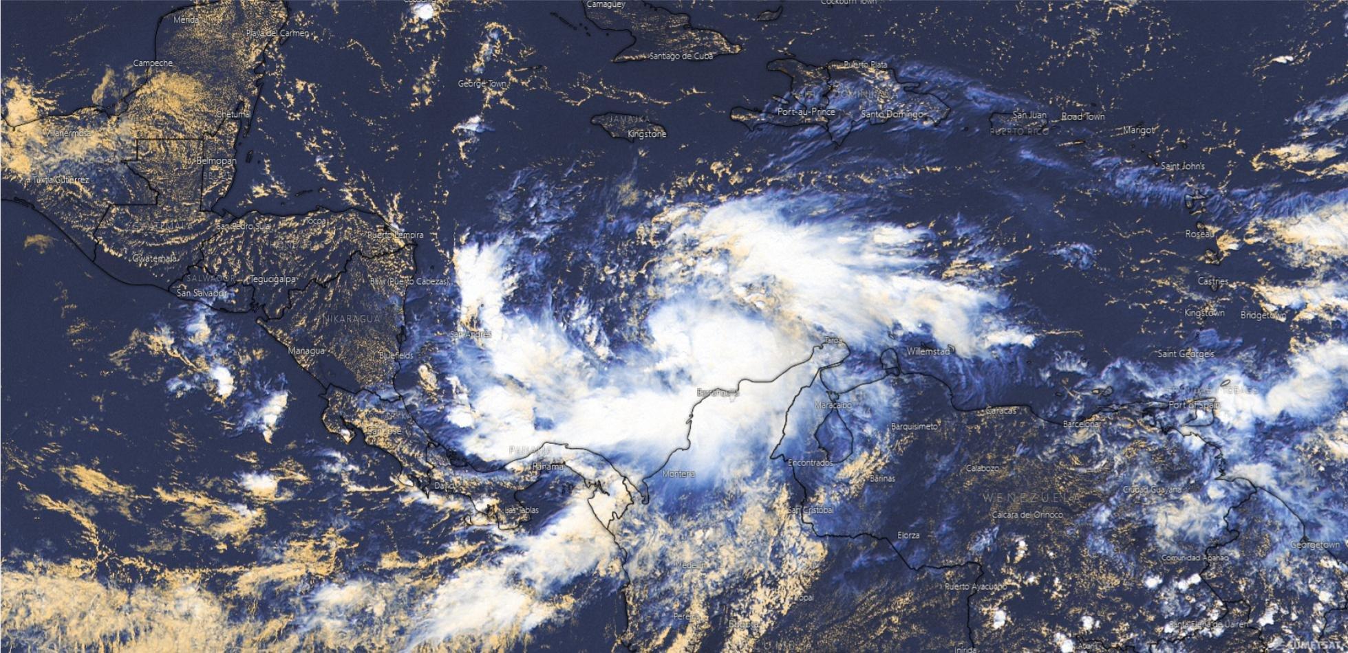 Burza tropikalna Iota