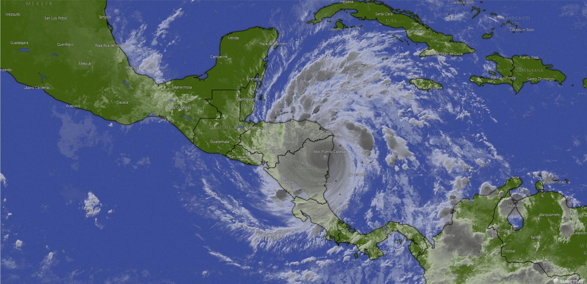 huragan Iota