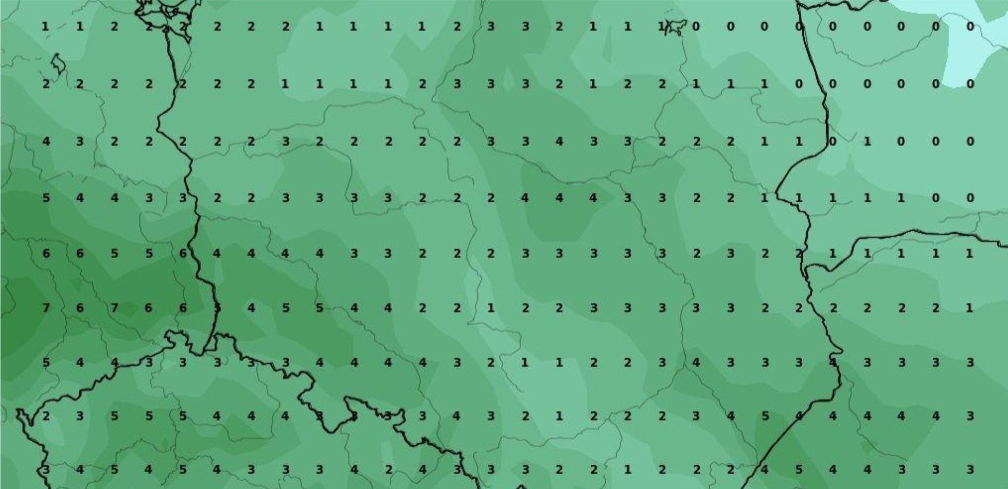 Przelotne opady, chłód i chmury. Prognoza na weekend