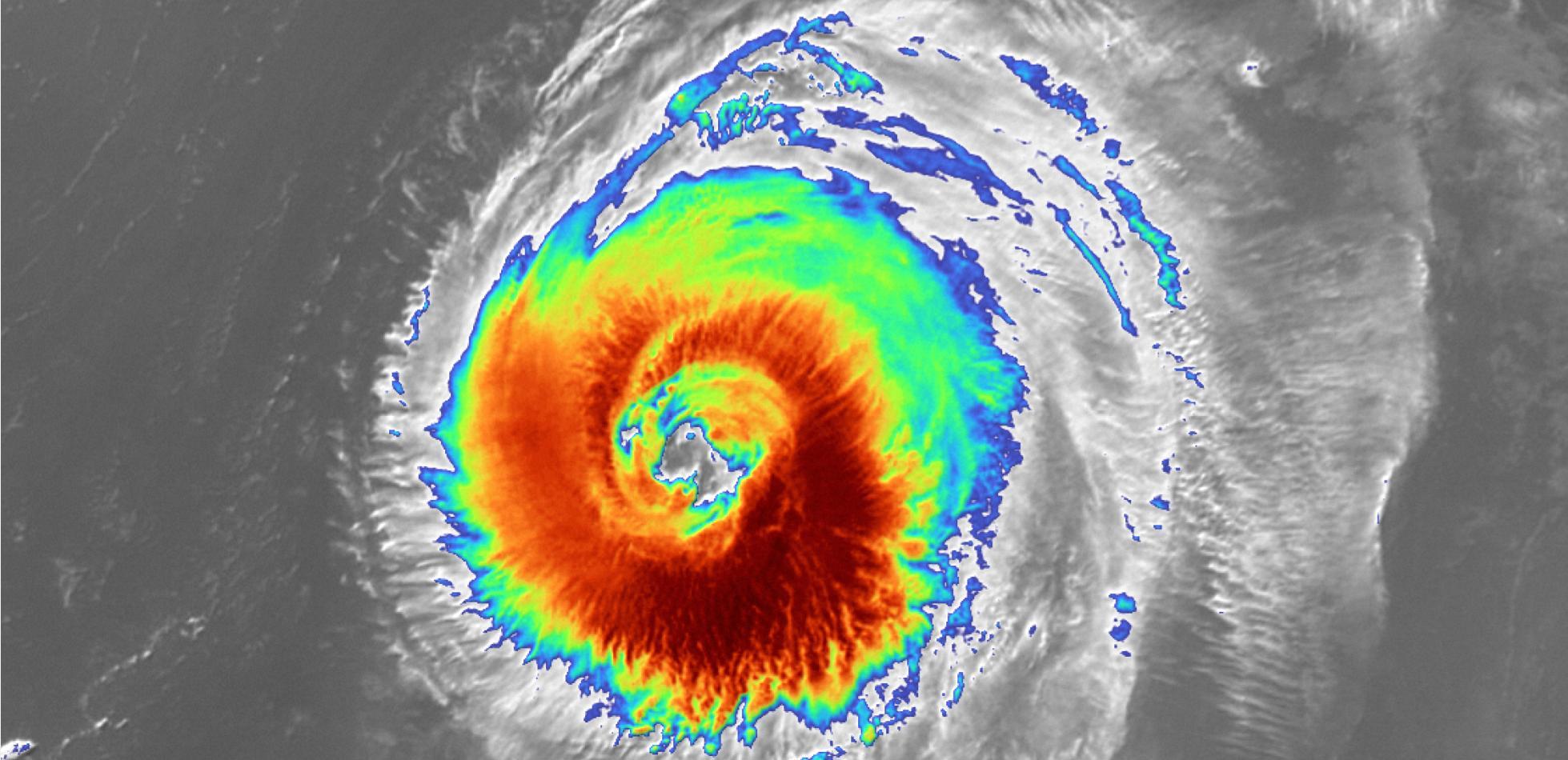 LARRY kolejnym silnym huraganem