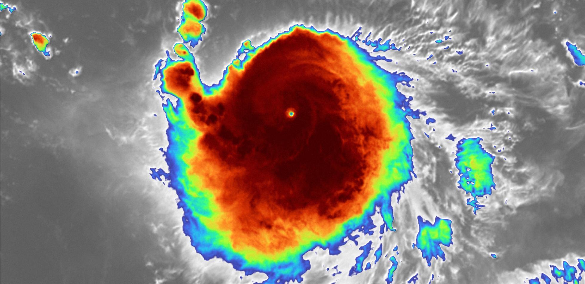 Chanthu tajfunem 4 kategorii
