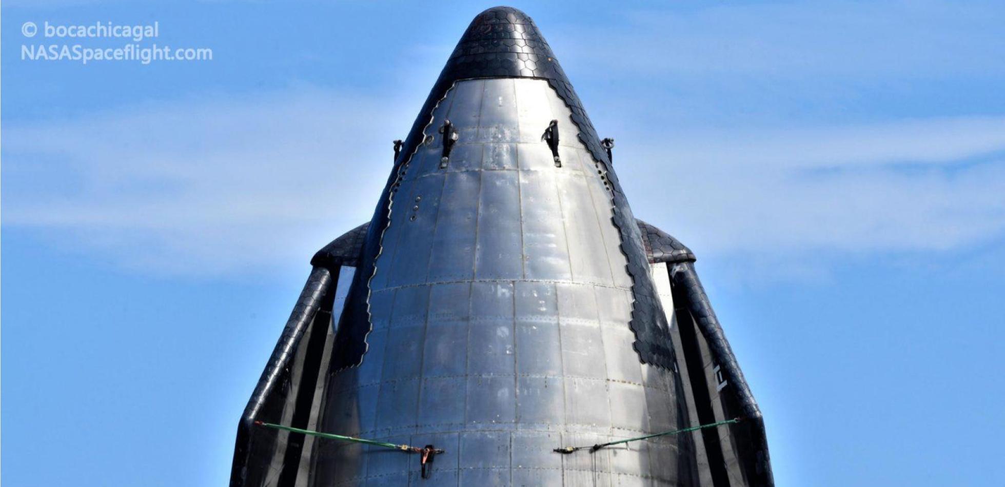 Test statyczny silników Starship S20 coraz bliżej